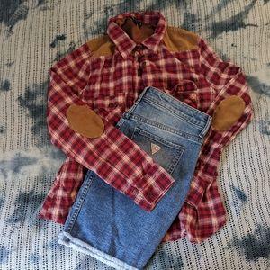 Western Style Flannel